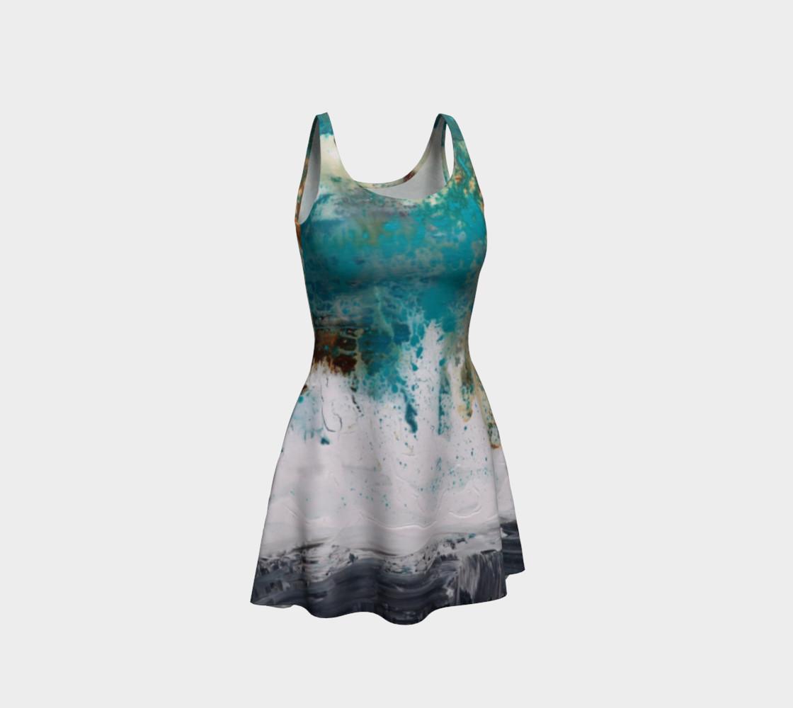 Aperçu de Matt LeBlanc Art Flare Dress - Design 001 #1