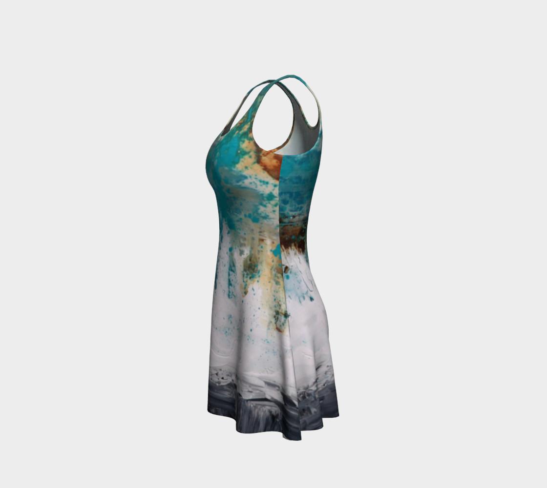 Matt LeBlanc Art Flare Dress - Design 001 preview #2