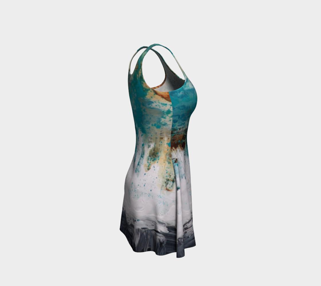Aperçu de Matt LeBlanc Art Flare Dress - Design 001 #4