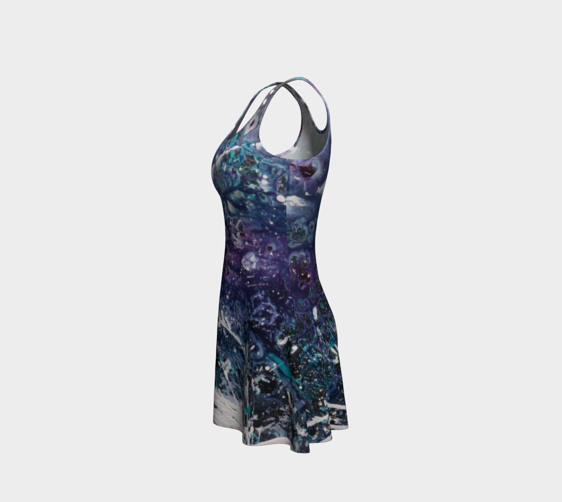 Aperçu de Matt LeBlanc Art Flare Dress - Design 002 #2