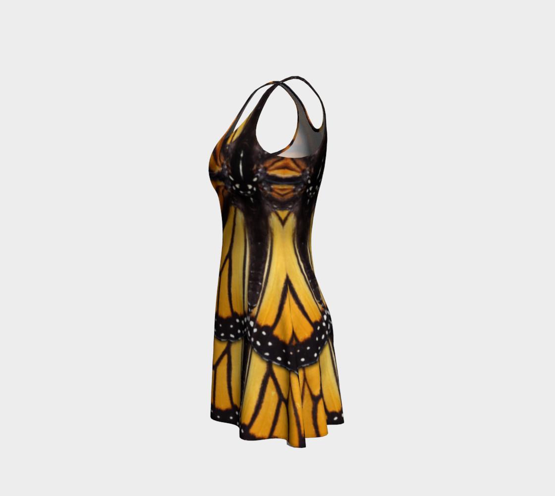 Aperçu de Mondo Monarch Butterfly Flare Dress #2