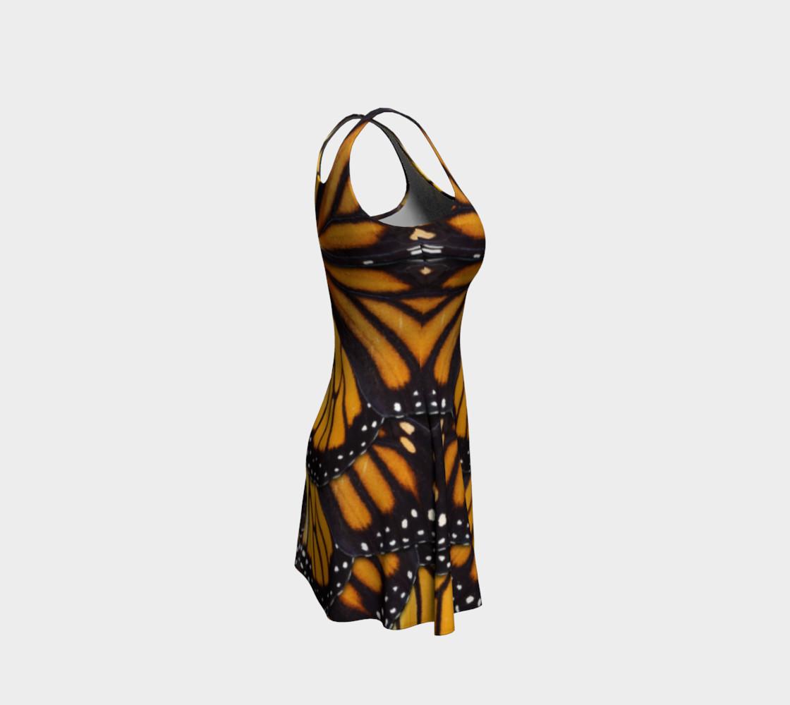 Aperçu de Mondo Monarch Butterfly Flare Dress #4