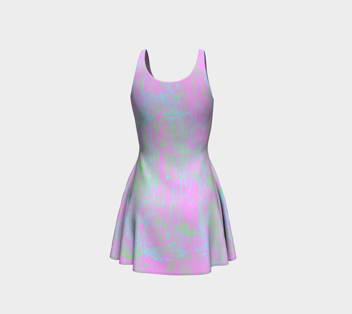 Aperçu de Pastel Goth Bio Hazard Dress by Tabz Jones #3