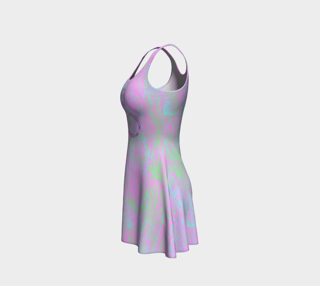 Aperçu de Pastel Goth Bio Hazard Dress by Tabz Jones #2