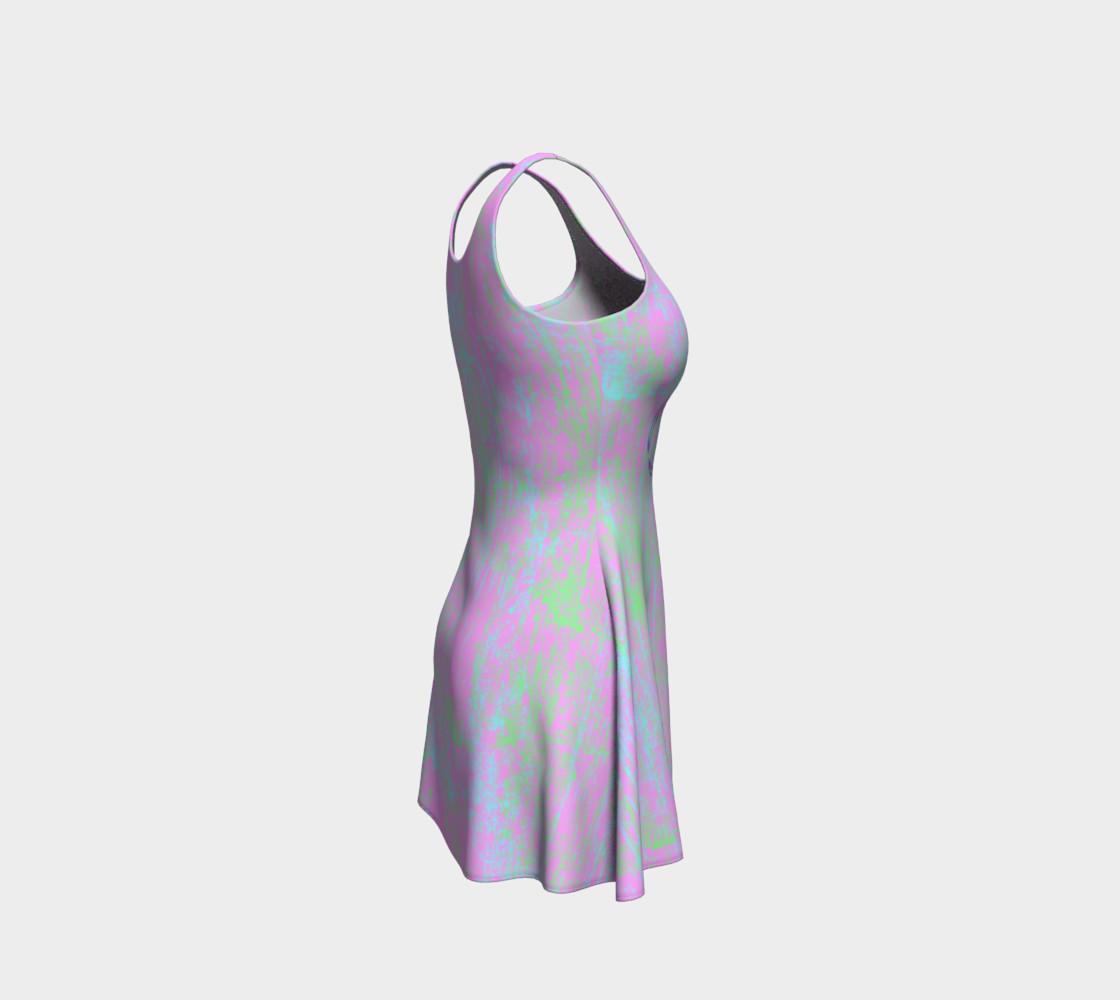 Aperçu de Pastel Goth Bio Hazard Dress by Tabz Jones #4