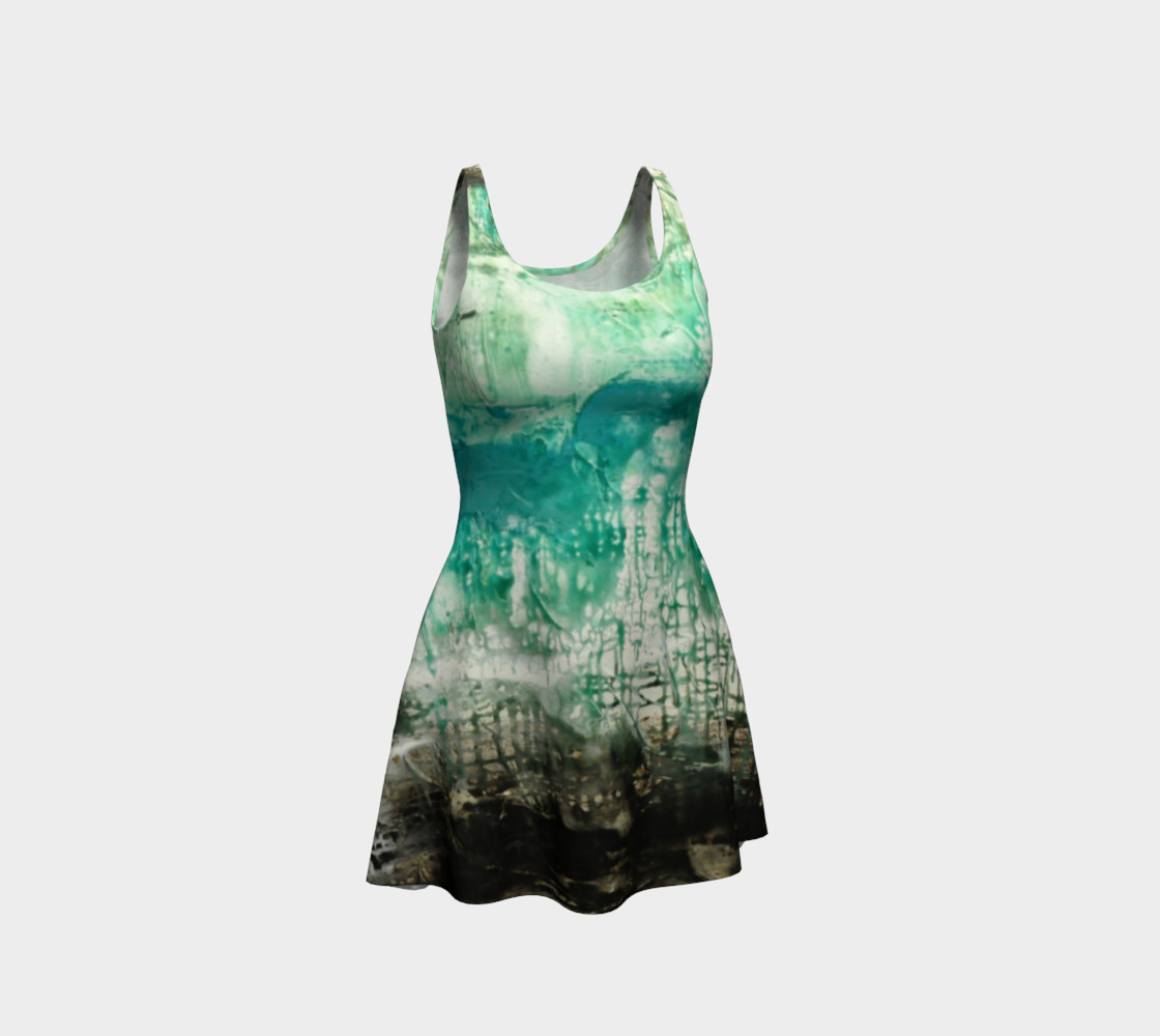Matt LeBlanc Art Flare Dress - Design 005 preview #1
