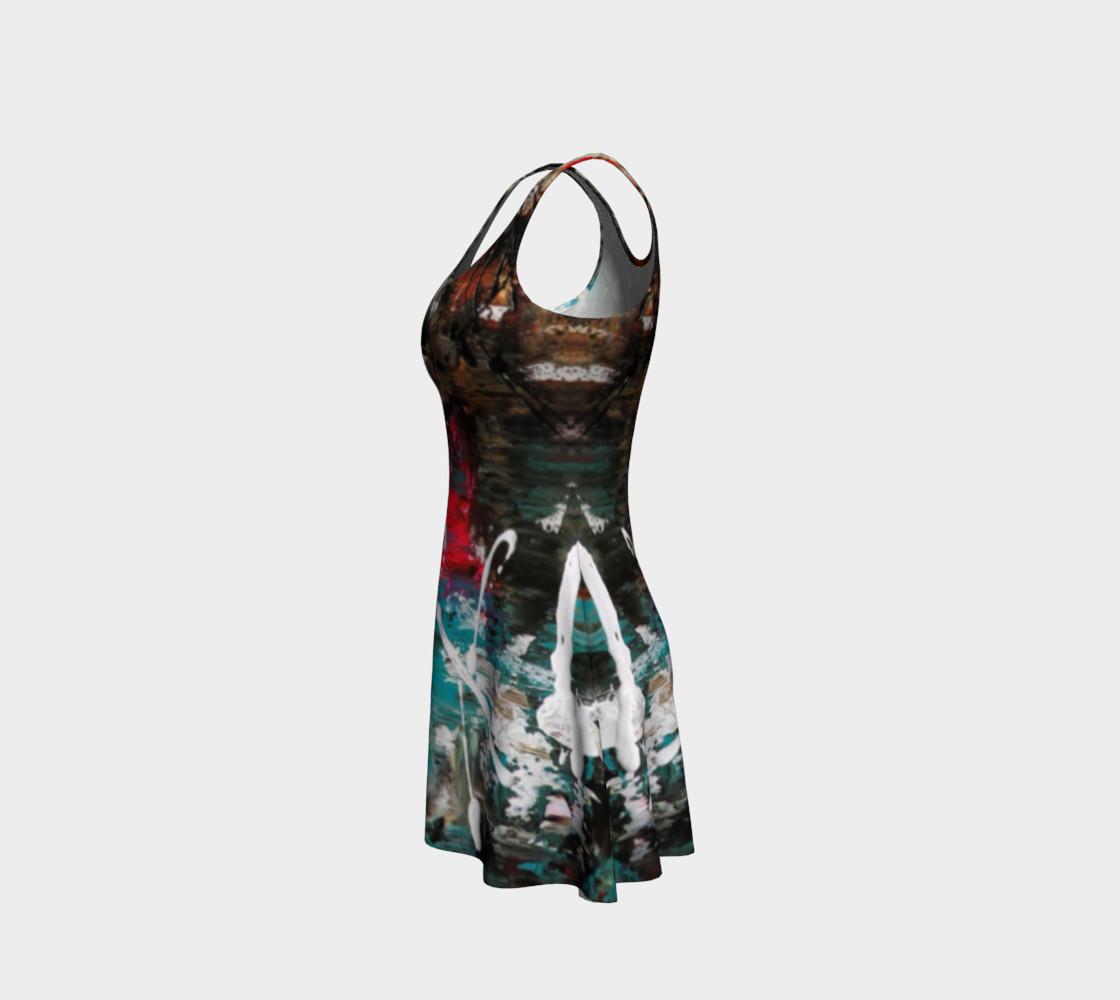 Aperçu de Matt LeBlanc Art Flare Dress - Design 007 #2