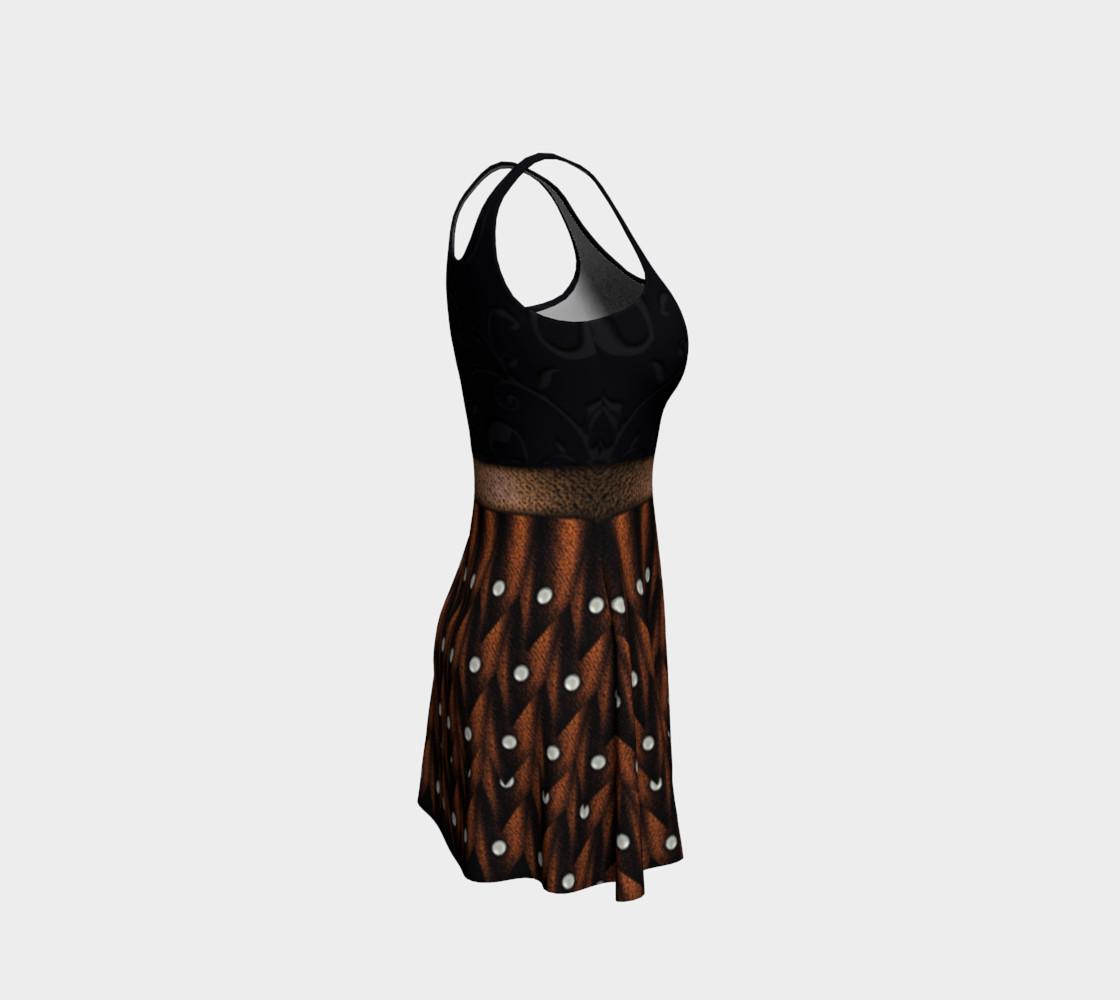 Aperçu de Gladiator Skirt Fantasy Dress by Tabz Jones #4