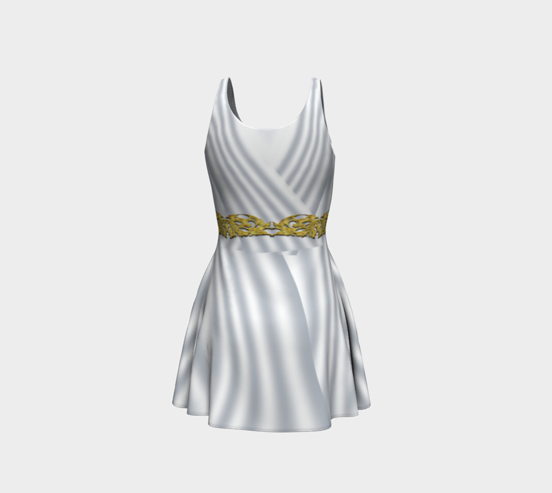 Greek Goddess Fantasy Dress by Tabz Jones thumbnail #4