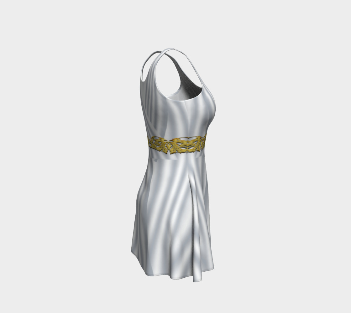 Greek Goddess Fantasy Dress by Tabz Jones preview #4