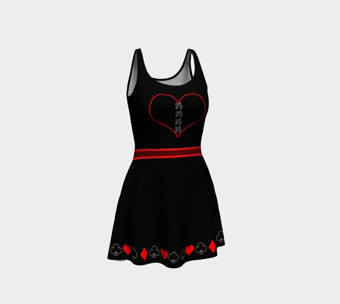 Aperçu de Queen of Hearts Cosplay Costume by Tabz Jones  #1