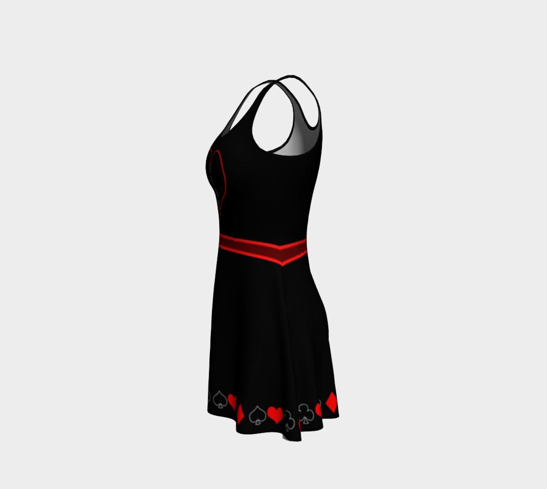 Aperçu de Queen of Hearts Cosplay Costume by Tabz Jones  #2