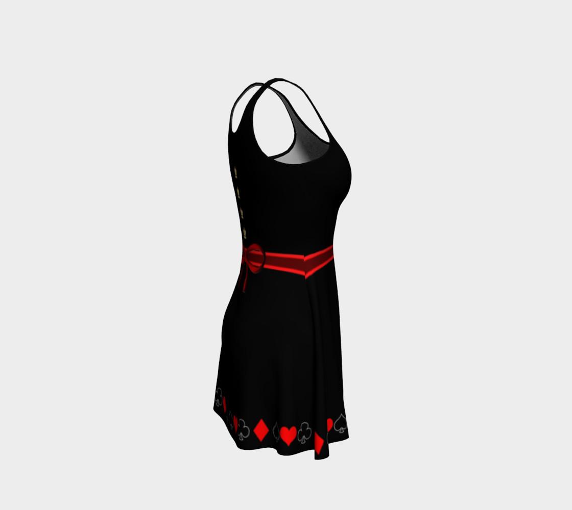 Aperçu de Queen of Hearts Cosplay Costume by Tabz Jones  #4