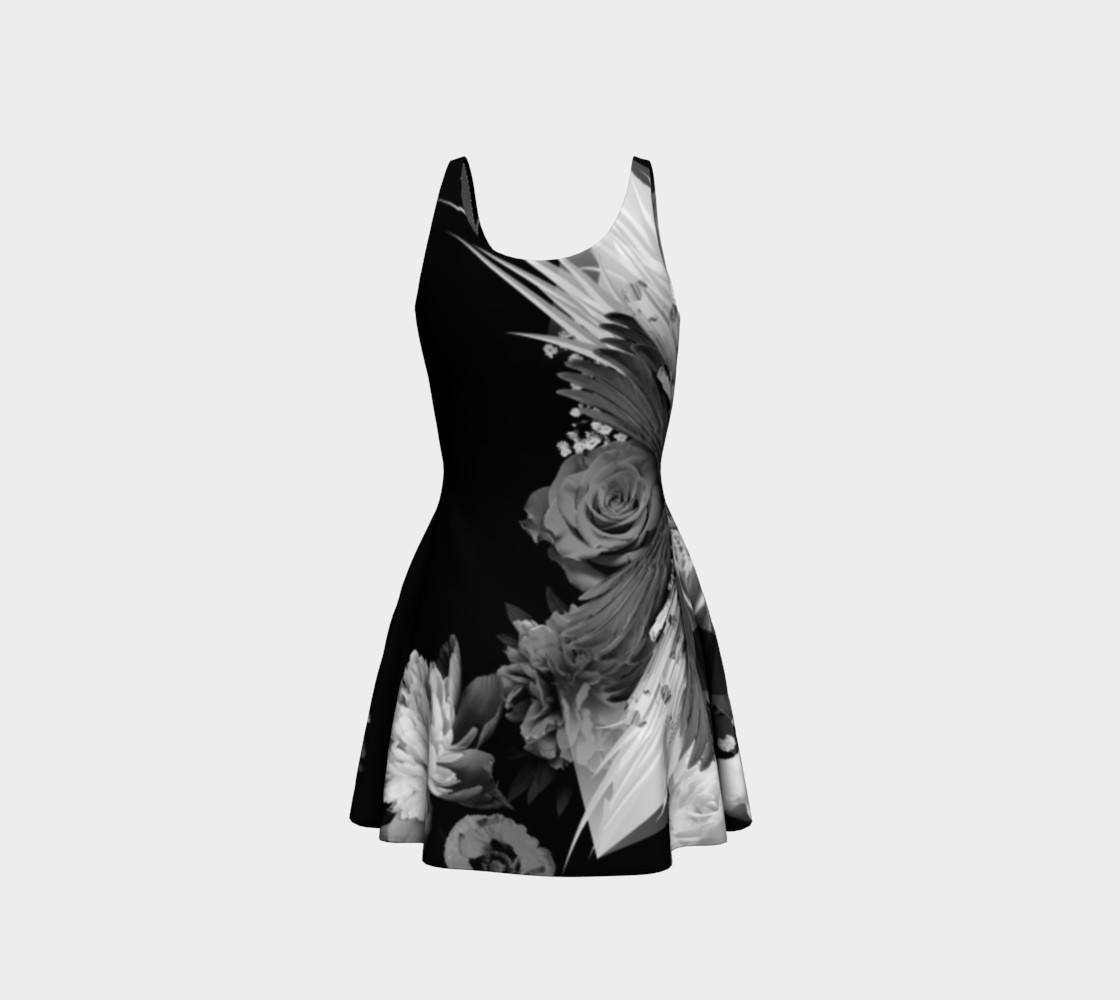 Rader Flare Dress preview #3