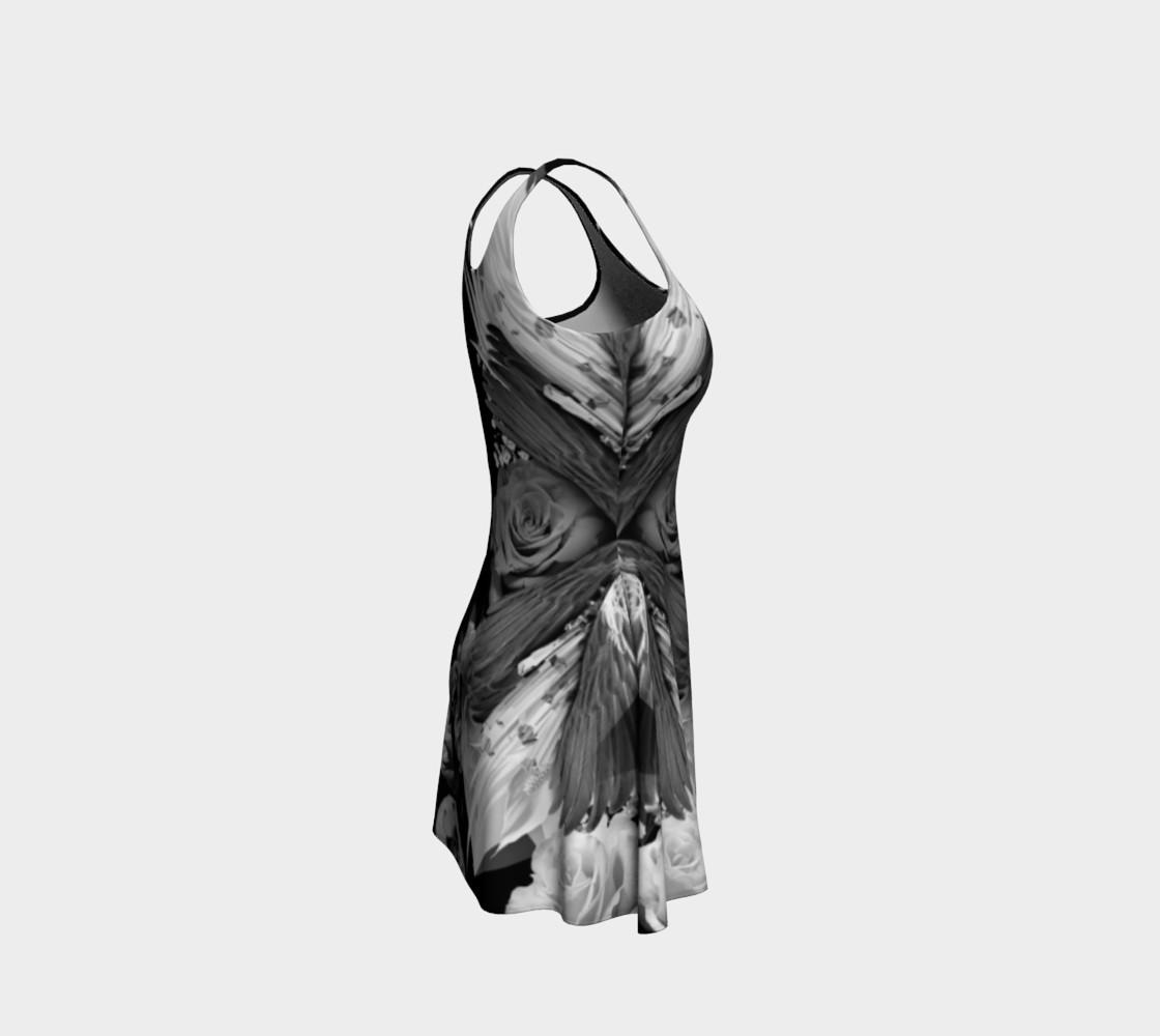 Rader Flare Dress preview #4