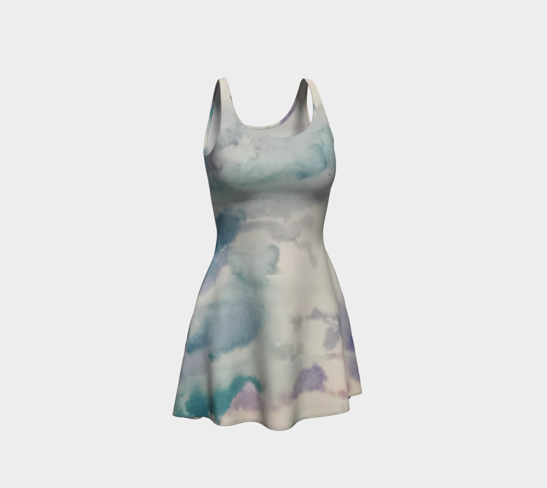 Water dress preview #1