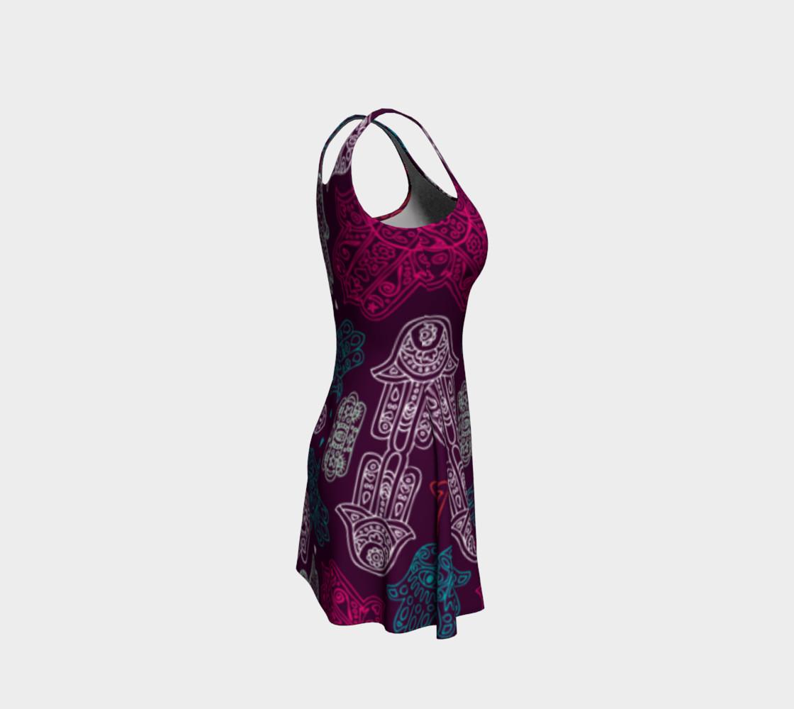 Hamsa Flair Dress preview #4