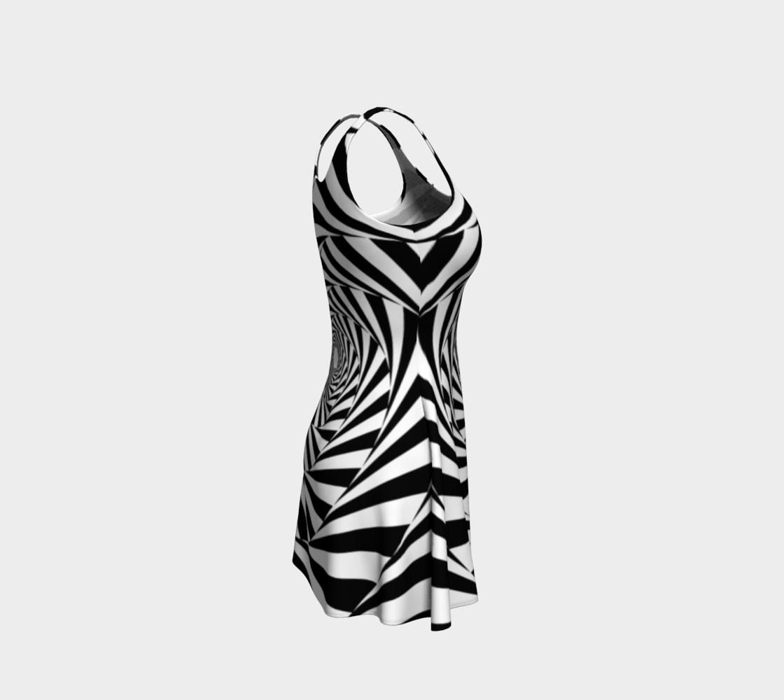 Hypnotic Flair Dress preview #4