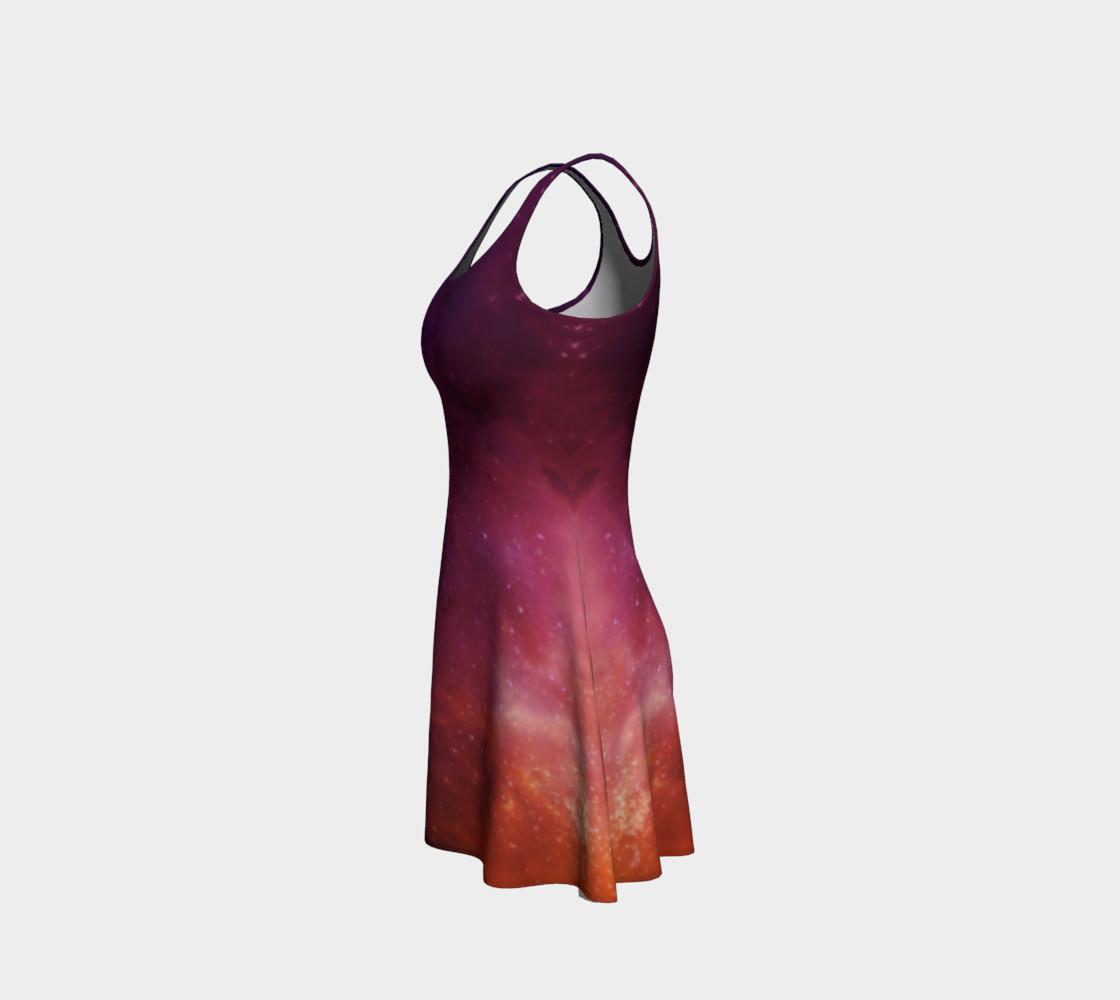 Aurora Portal Flare Dress by Danita Lyn preview #2