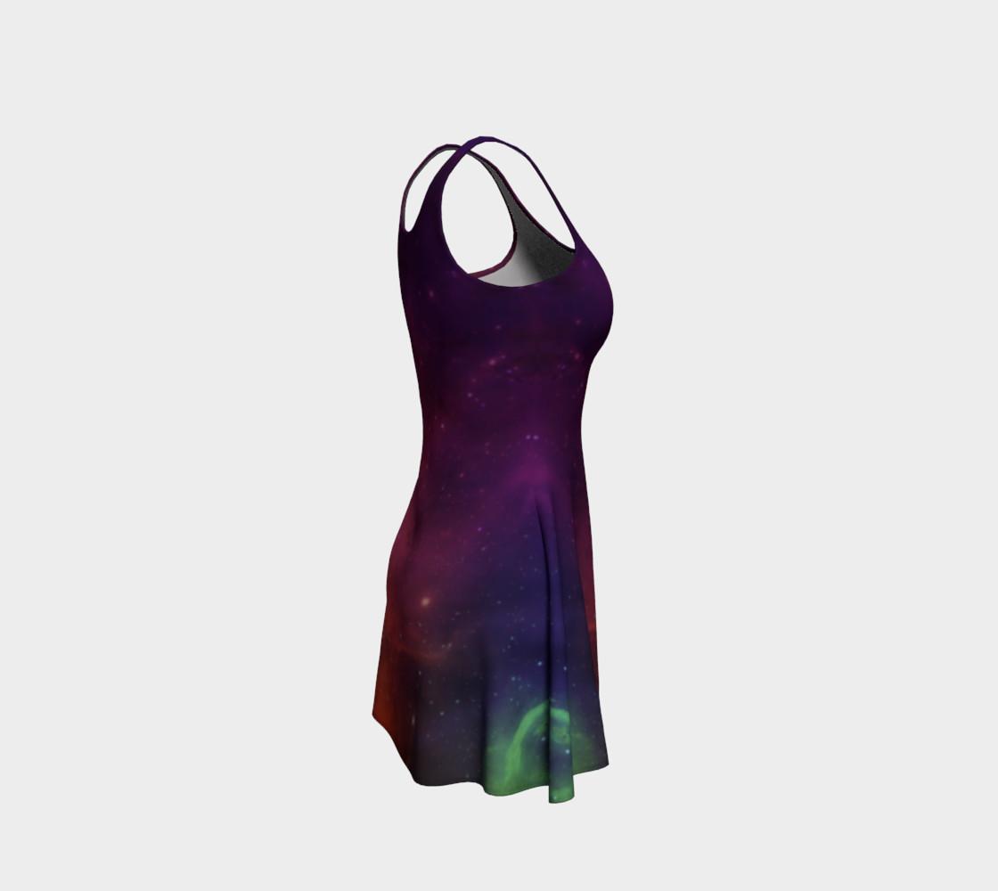 Aurora Portal Flare Dress by Danita Lyn preview #4