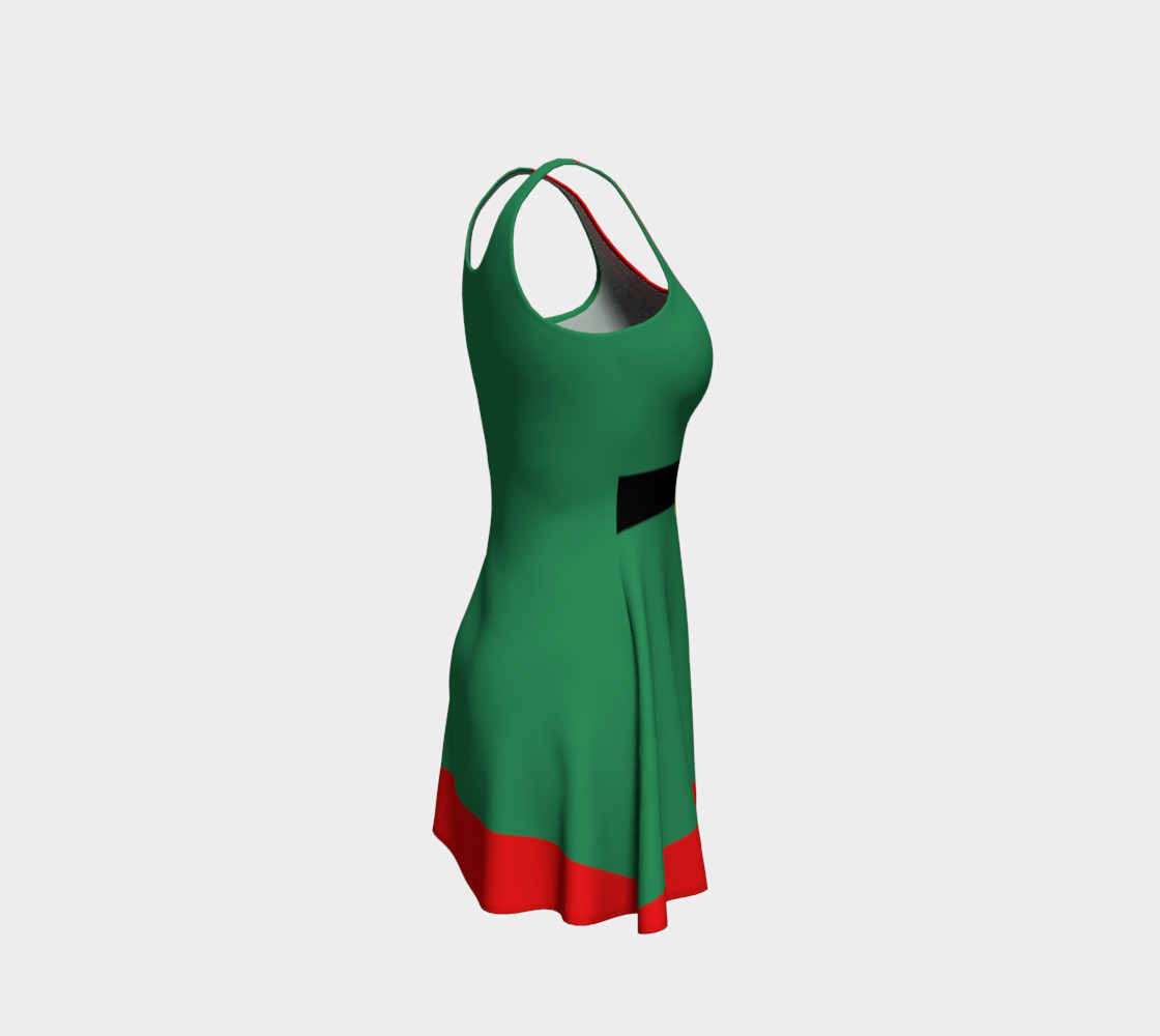 Elf Dress preview #4