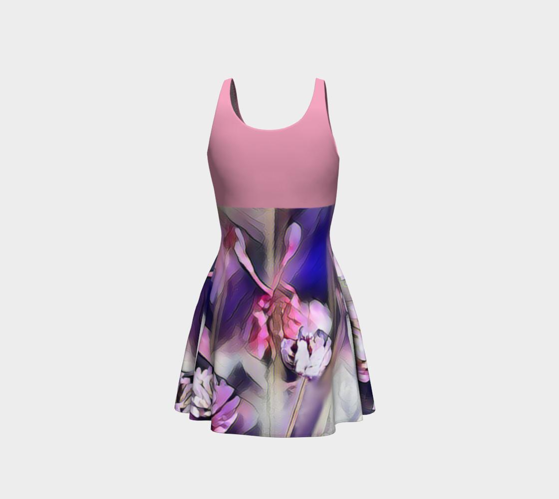 Aperçu de Bee on a Flower Dress - Pink #3