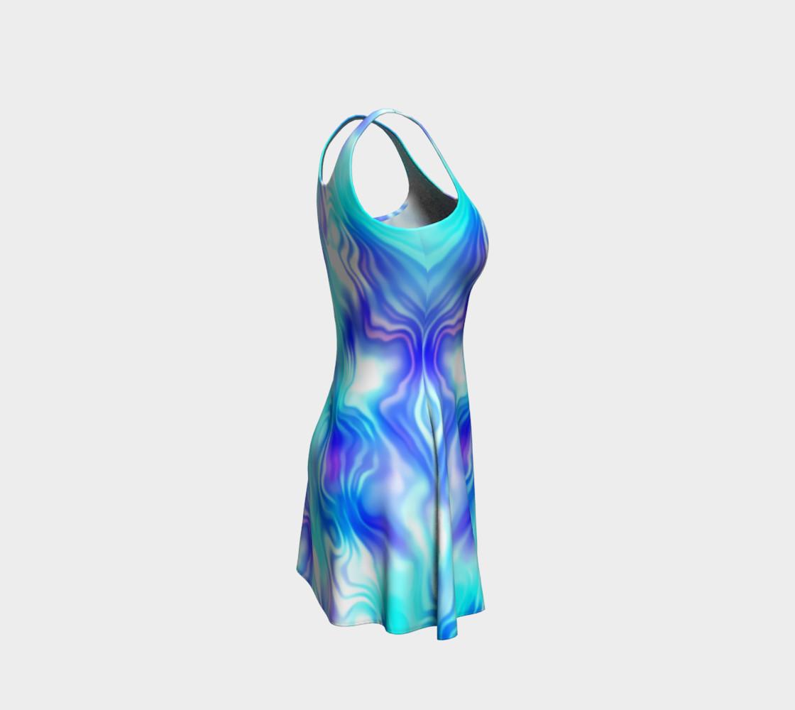 Serafina Flare Dress preview #4