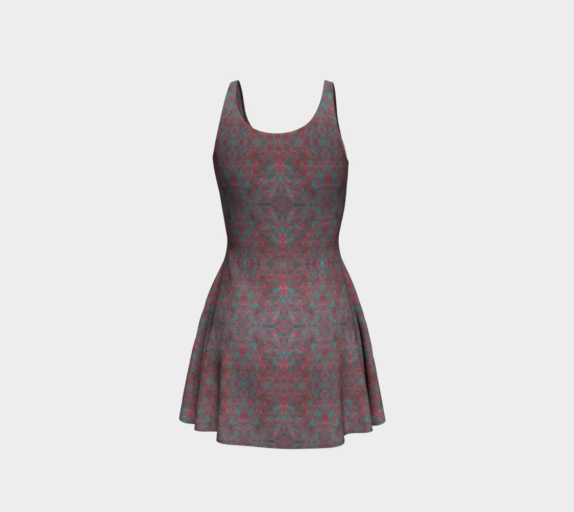 Aperçu de 3D Flare Dress #3
