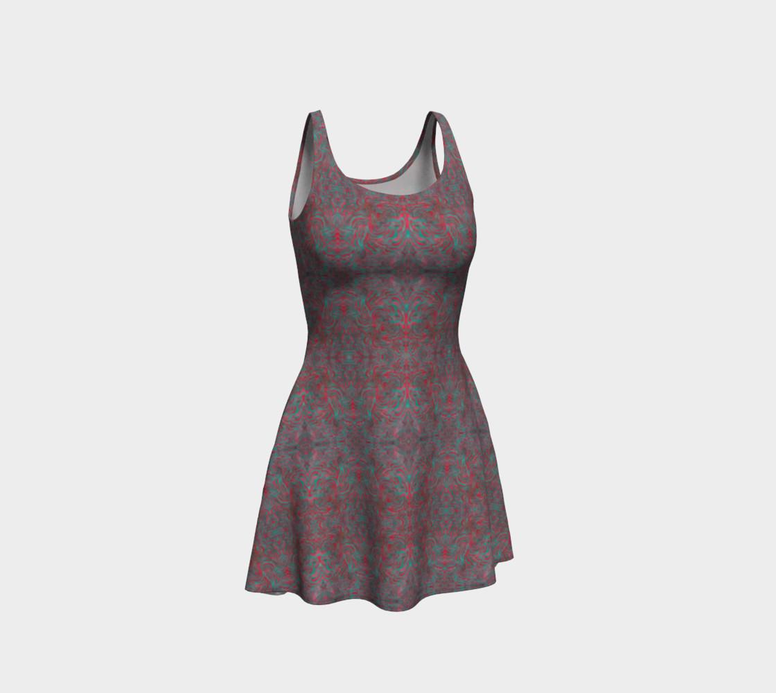 Aperçu de 3D Flare Dress #1