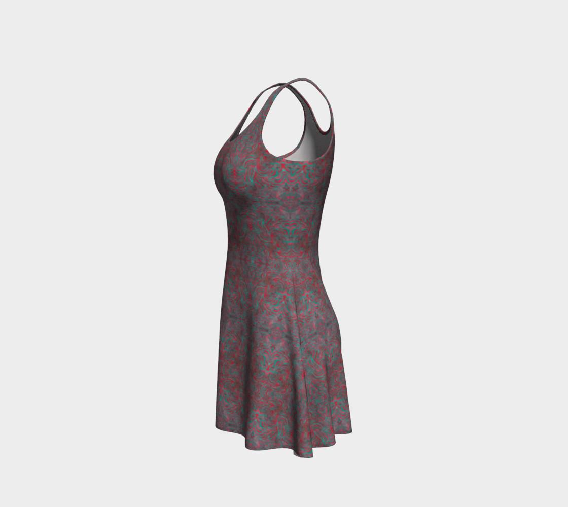 Aperçu de 3D Flare Dress #2