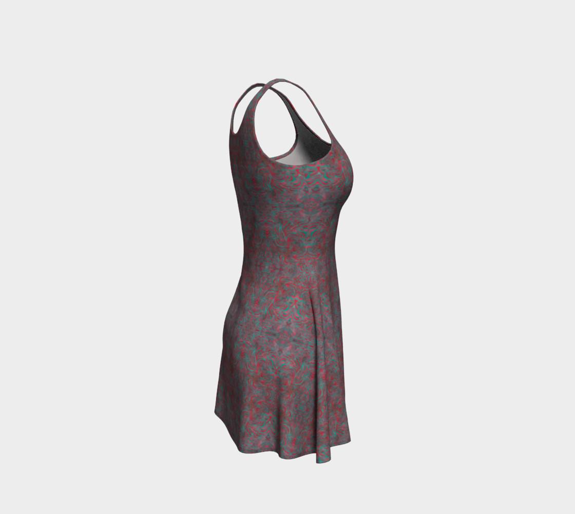 Aperçu de 3D Flare Dress #4