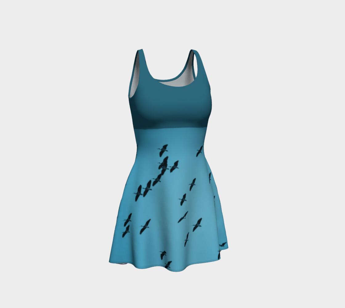 Aperçu de IbisSky Dress Blue #1