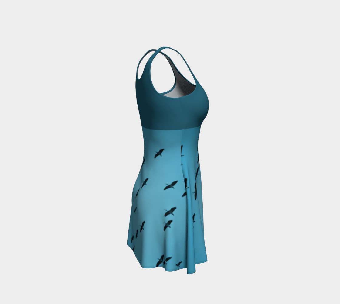 Aperçu de IbisSky Dress Blue #4