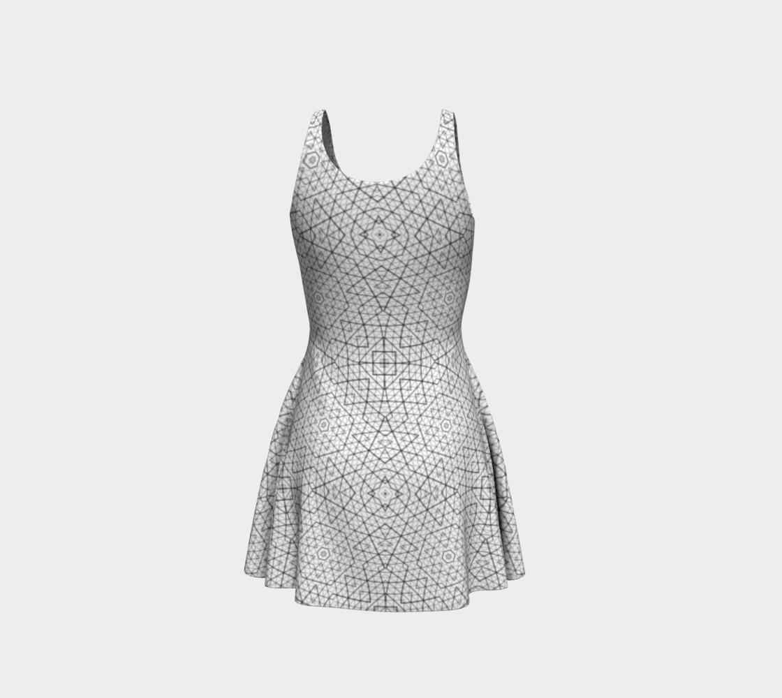 Aperçu de Geometric net pattern #3