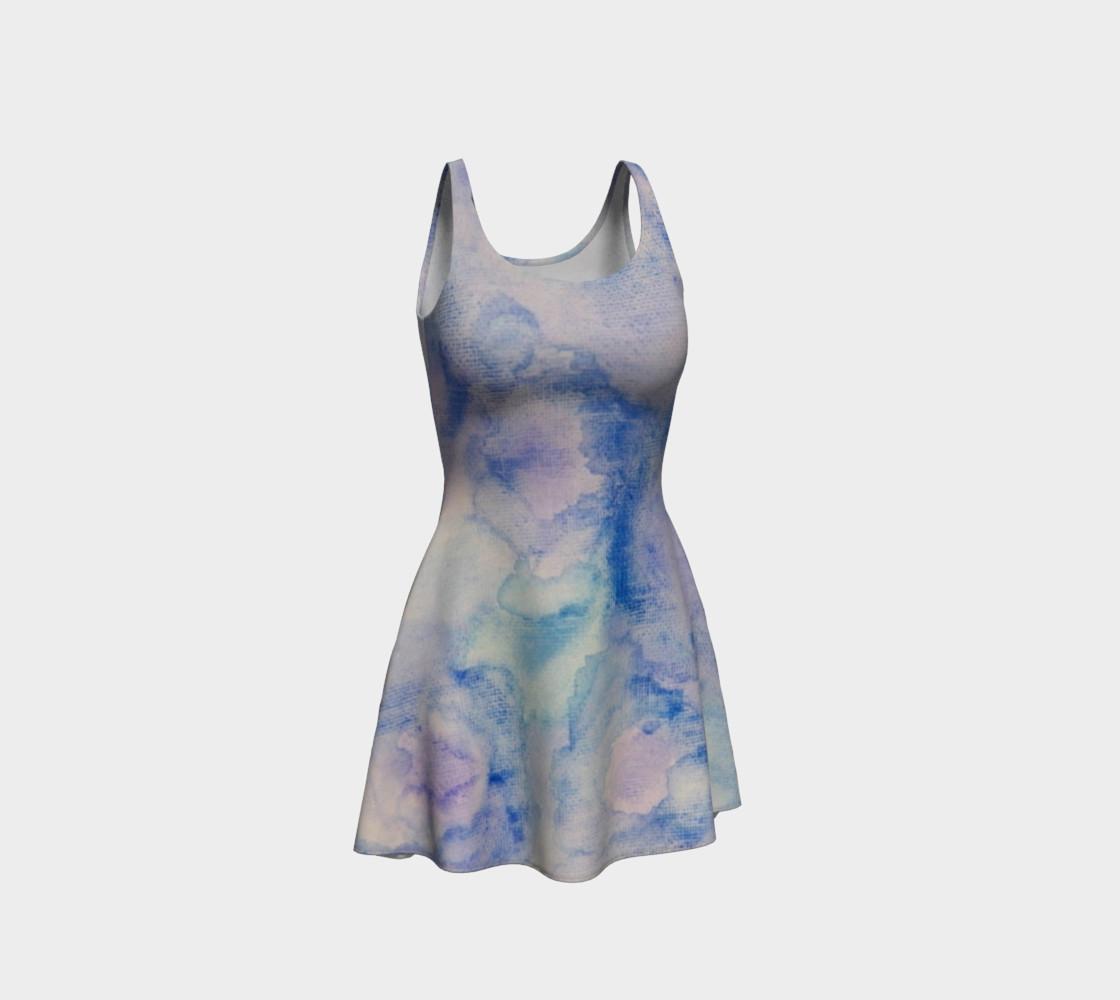 Danse Avec les Fleurs Flare Dress preview #1