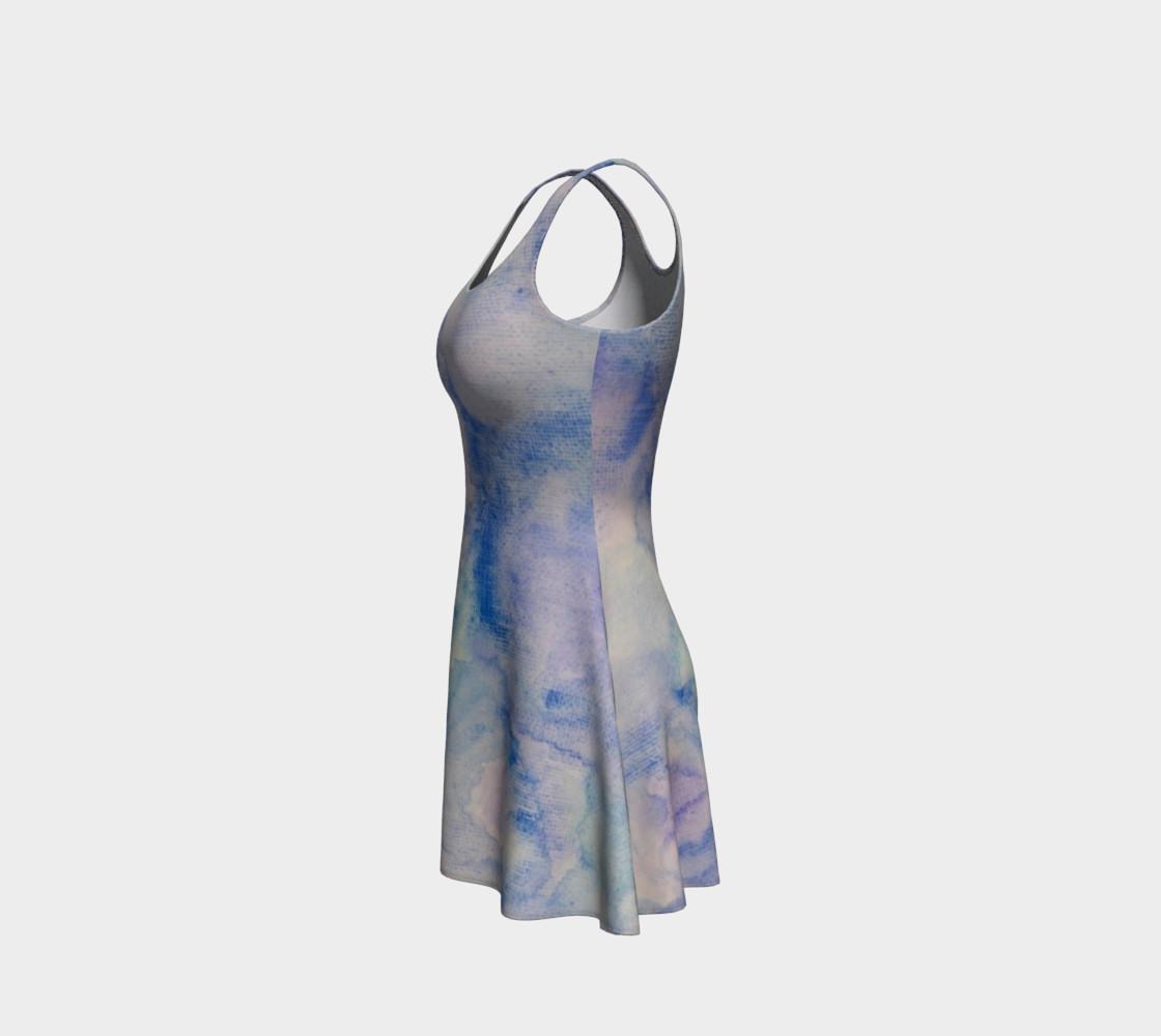 Danse Avec les Fleurs Flare Dress preview #2
