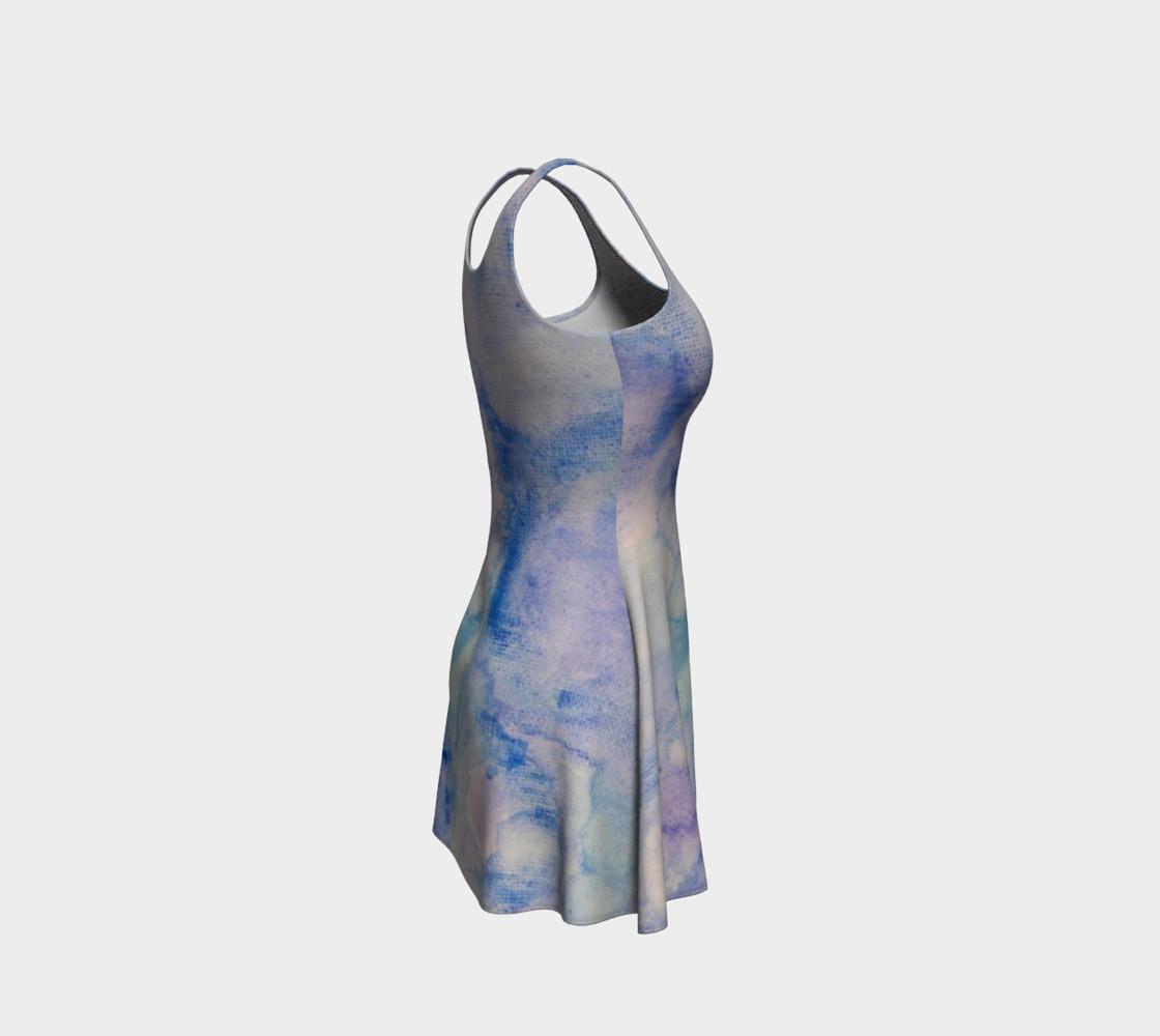 Danse Avec les Fleurs Flare Dress preview #4
