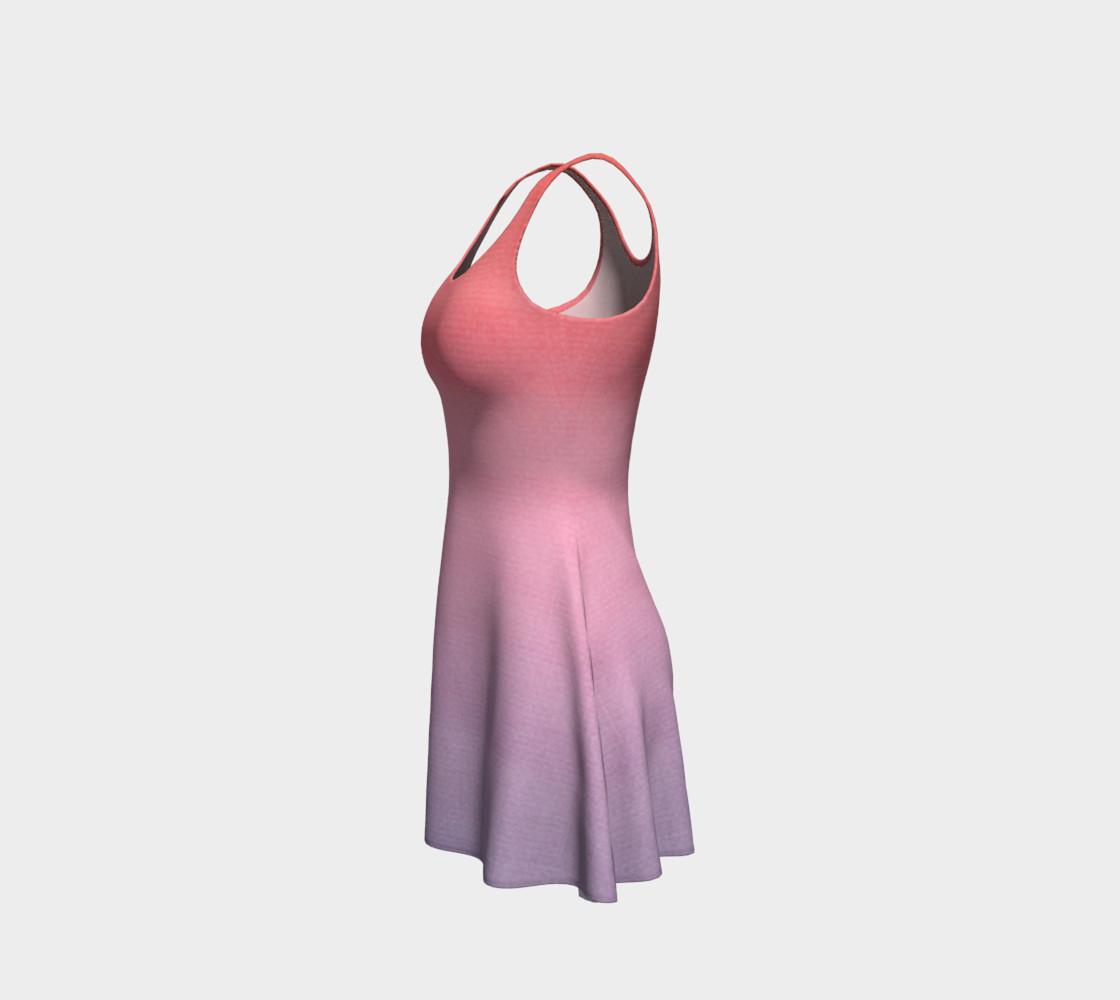 Aperçu de Pink and Lavender Gradient Ombre  #2