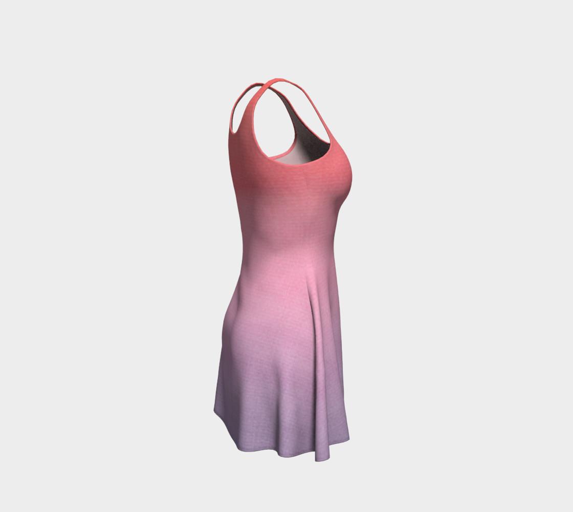 Aperçu de Pink and Lavender Gradient Ombre  #4