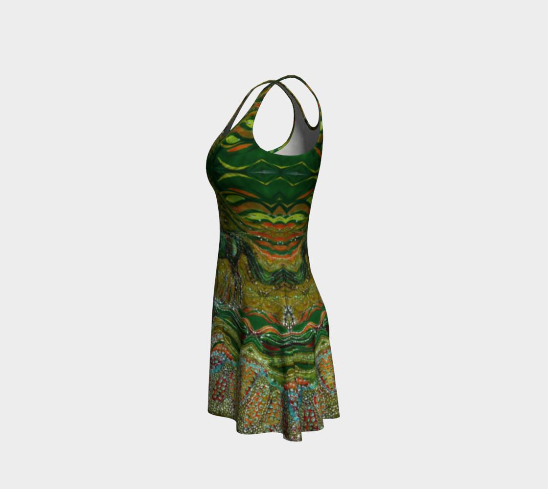 Green Horse Dress preview #2