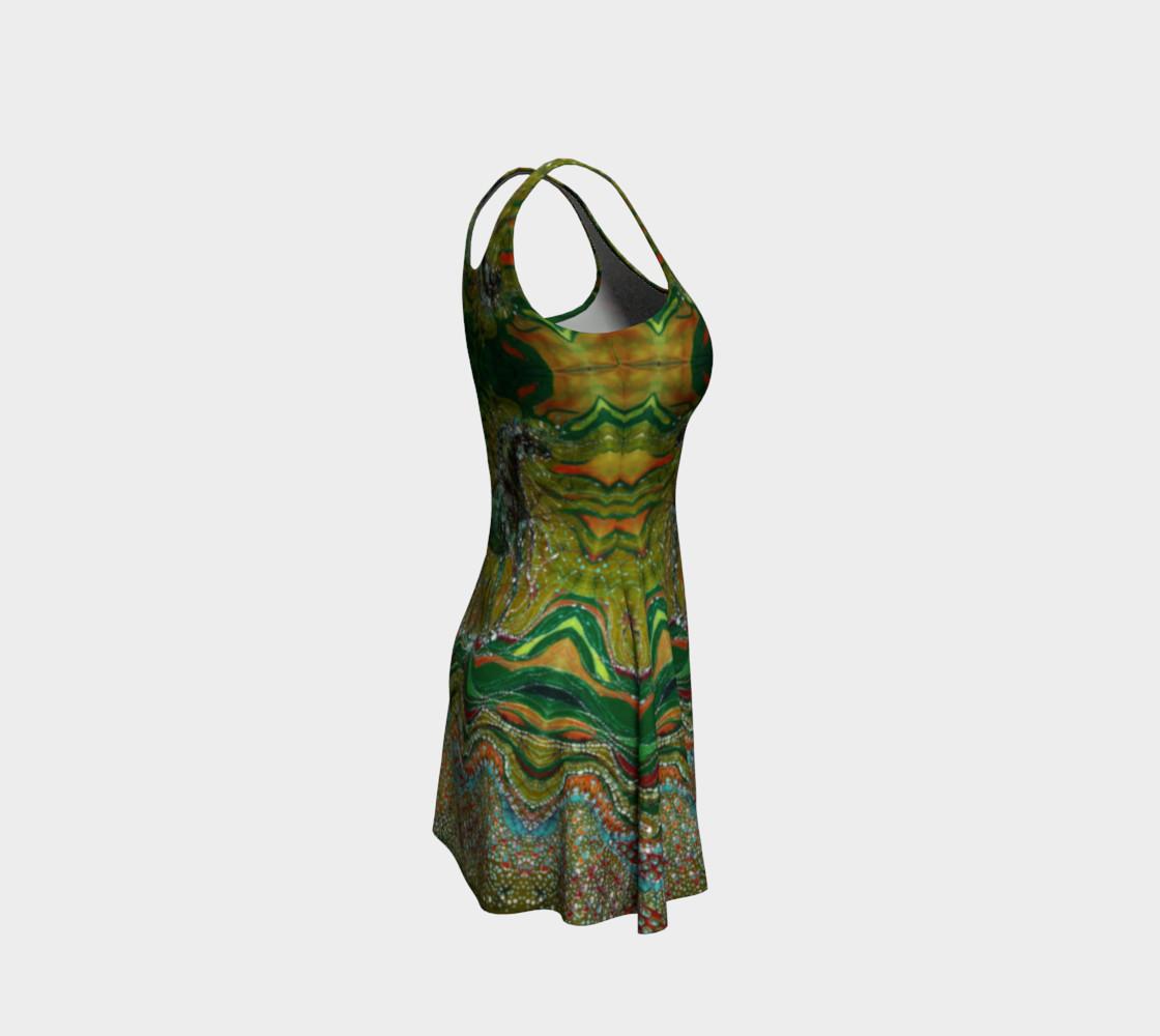 Green Horse Dress preview #4