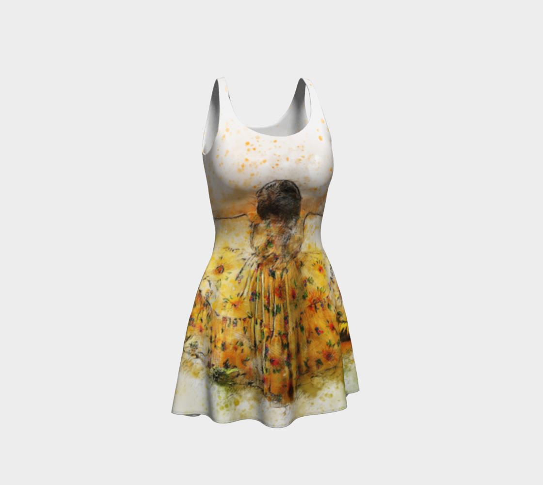 Aperçu de Sunflower Dress #1