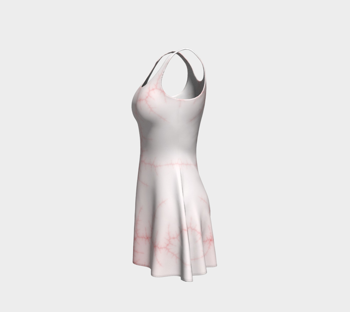 veins flare dress preview #2