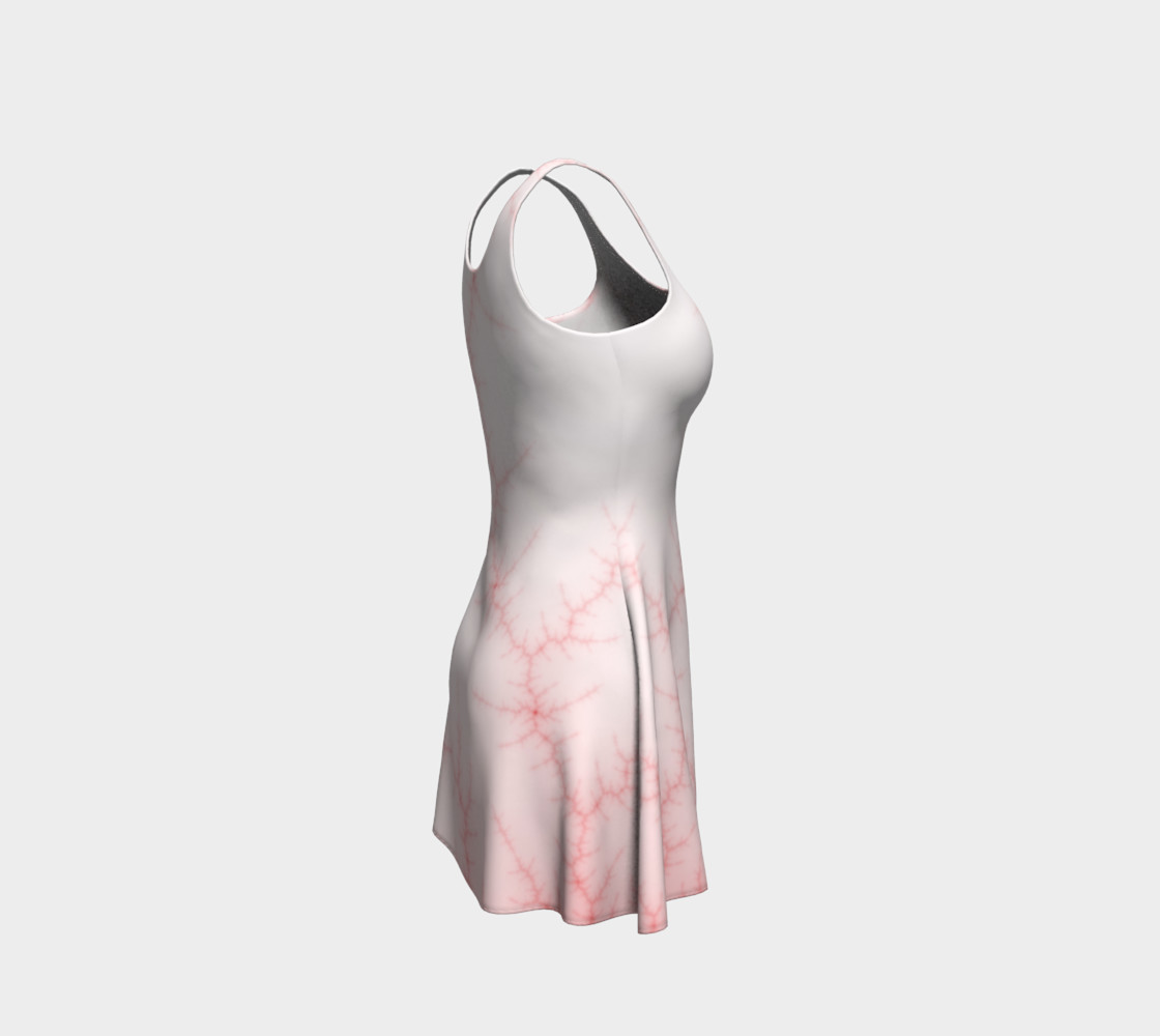 veins flare dress preview #4