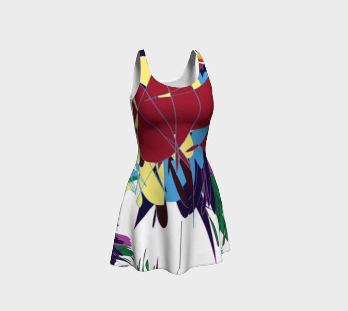 UZO Flare Dress preview #1