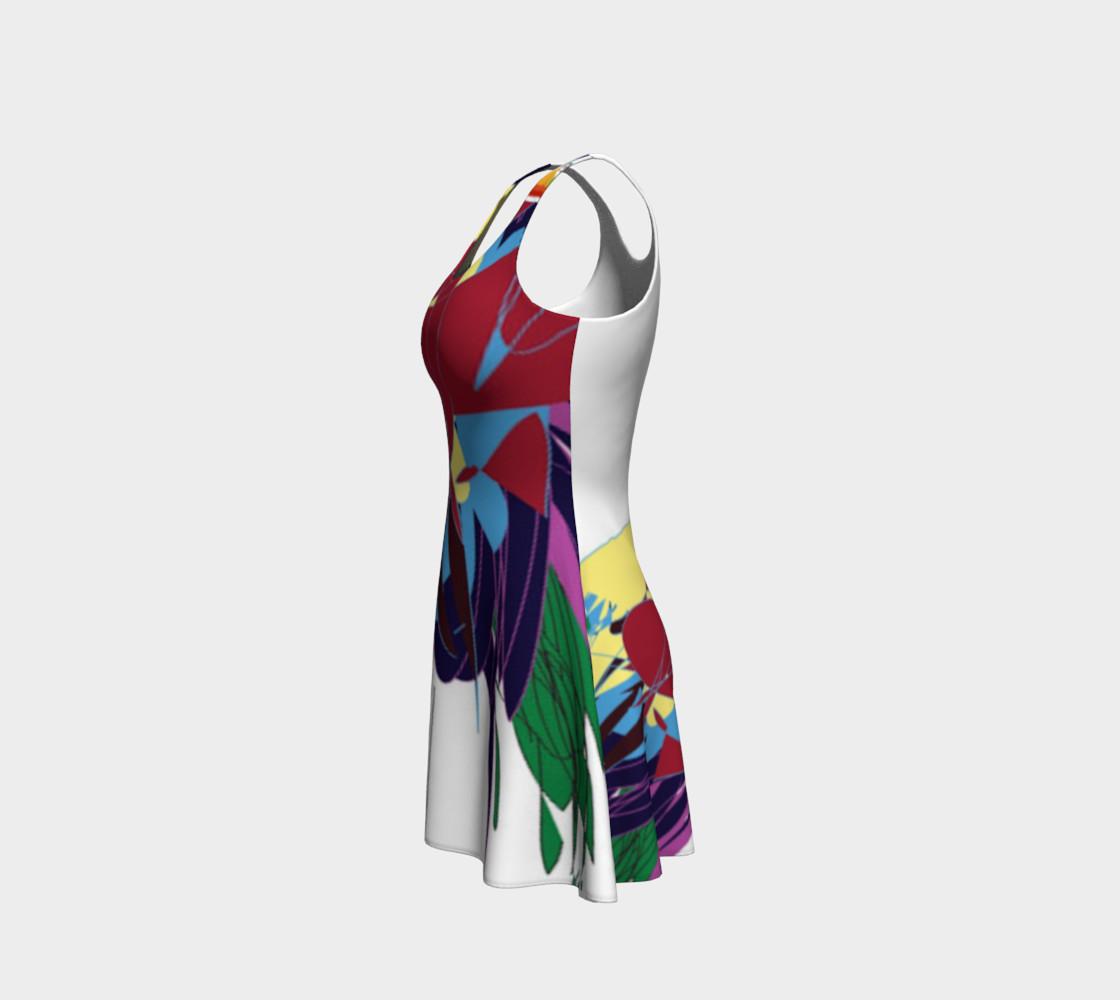 UZO Flare Dress preview #2