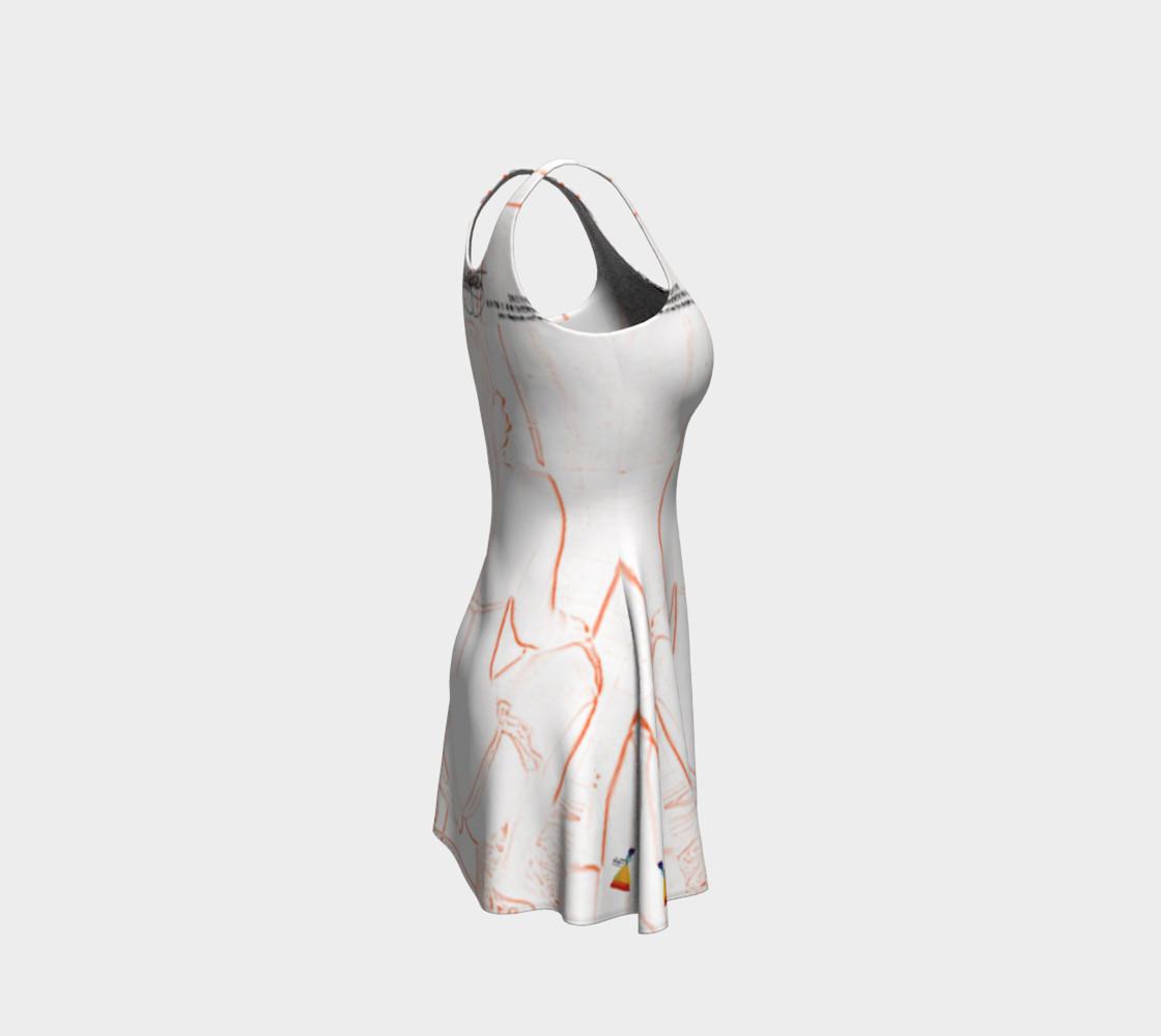 Aperçu de SxEyecon Flare Dress #4