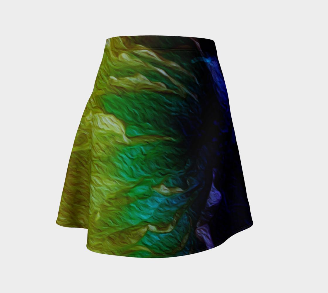Aperçu de Finding Herself Flare Skirt #1