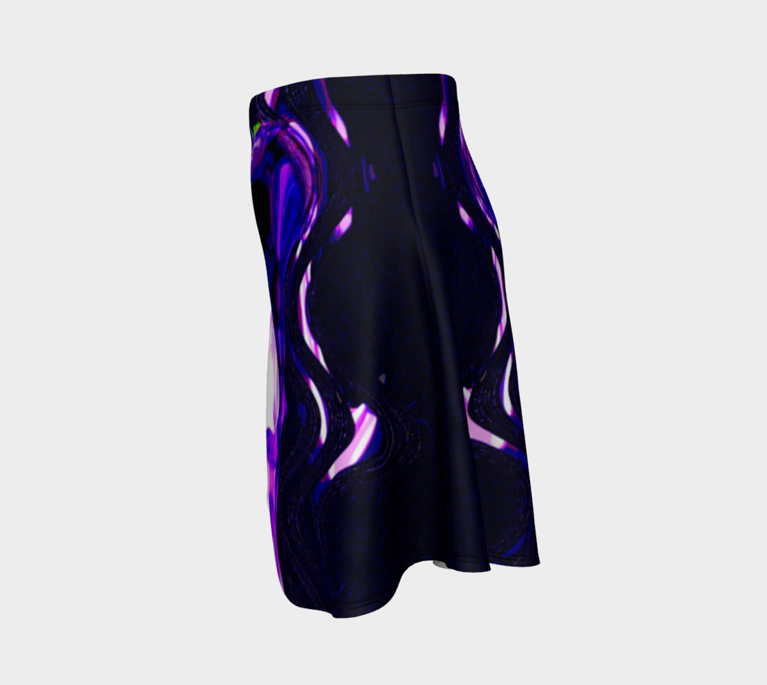 Aperçu de And You Thought You Knew Flare Skirt #2