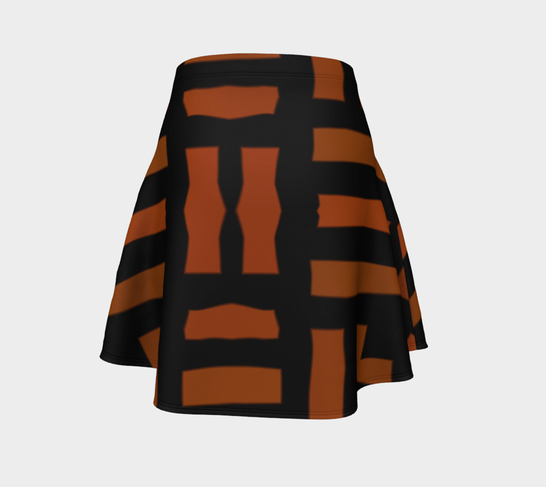 Warm African Tribal Design preview #4